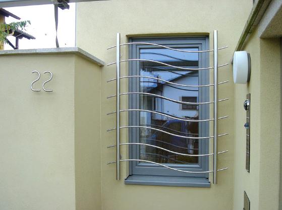 Fenstergitter als wirksame Maßnahme zur Einbruchsicherung